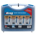 Kreg SK03B - Blue Kote Pocket Hole Screw Kit Pocket Hole Screws