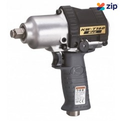 "Kuken KW-T160V EVO - 1/2"" Drive Square Air Impact Wrench"