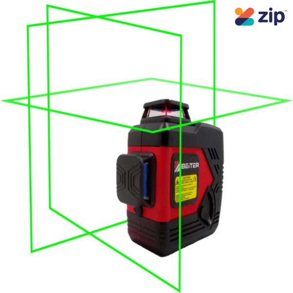LaserX X3DG - 3 x 360 Green Beam 3 Multi-line Professional laser Lasers - Cross Line & Dot Lasers