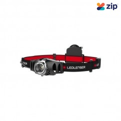 Led Lenser H3.2 - 120 Lumens 100M 60H Headlamp ZL500767 Head Lamp with Replaceable Batteries