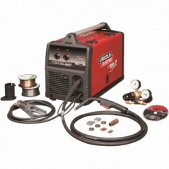 Lincoln K2668-1 - 30-180AMP Single Phase Mig Welding Mig