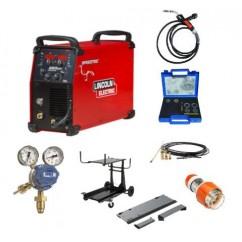 Lincoln Speedtec K14168-2KIT - 320CP Pulse Multi-process MIG Welder Kit Mig