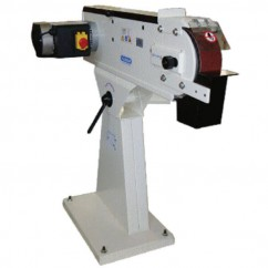 Linishall 2000/75/P1 - 3000W 2000 x 75MM 1 Phase Heavy-Duty Linisher 240V Sanders - Belt