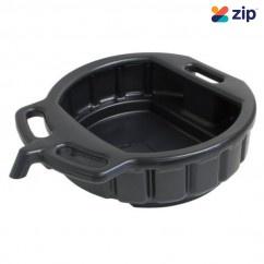 Lisle 17942 - Black 4.5 Gallon (17L) Oil Drain Pan  Automotive Service Tools
