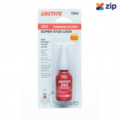 Loctite 263 - 10ml High Strength Studlock Threadlocker 44279