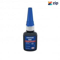 Loctite 480 - 20g Toughened Slow Cure Instant Adhesive 45506