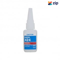 Loctite 424 - 25ml Transparent Ethyl-based Instant Adhesive 42423-25