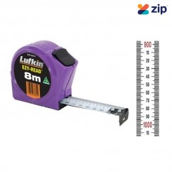 Lufkin ELW148SI10 - 8M Ezy-Read Measuring Tape Measuring Tape
