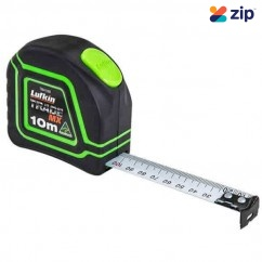 Lufkin TM410M10 - 10m x 25mm Trade MX Metric Tape Measure Measuring Tape