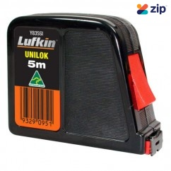 Lufkin Y835SI25 - Unilok 5m x 19mm Measuring Tape