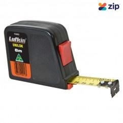 Lufkin Y848SI18- Unilok 8m x 25mm Measuring Tape