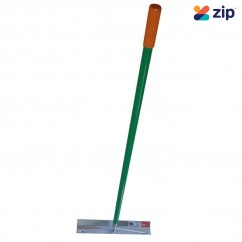 Masterfinish MF999 - Concrete Placer Rake - Green Concrete Hand Tools