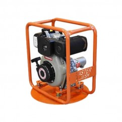 Masterfinish YK1620 - 4.7HP (3.5KW) Full Frame Yanmar Diesel Drive Unit Pumps