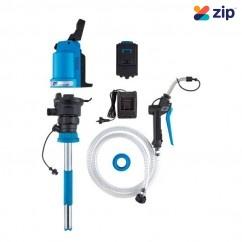 Macnaught BP20S-OLA - 18V 2.0Ah Battery Operated Pump Starter Kit Transfer Pumps