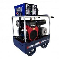Makinex GEN-32P-AU - 28kW 32kVA 3-Phase Petrol Generator