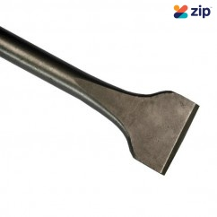 Makinex WCAU-404 - 75mm 30mm-Hex Flippable Wide Chisel Attachment