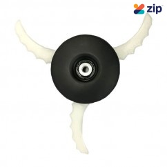 Makita 198384-9 - 255mm Curved Retractable Tri Blade Head Attachment Makita Accessories