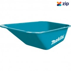 Makita 198494-2 - Steel Wheelbarrow Bucket For DCU180Z Makita Accessories