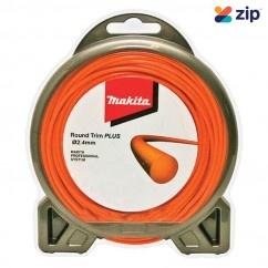 Makita 369.224.603 - 2.4mm X 87m Round Trim Plus Nylon Line Makita Accessories