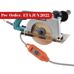 Makita 4107RH -  240V 1400W 180mm Diamond Wheel Wet Cutter Saw 240V Circular Saws - Wet/Dry Concrete Cutting