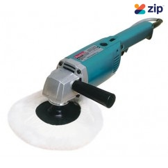 Makita 9207SPB - 240V 700W 180mm 2 Speed Sander Polisher 240V Sanders - Disc