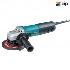 Makita 9565C - 240V 125mm 1400W Angle Grinder w/ Slide switch 125mm Grinders