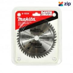 Makita B-15534 - 165mm 48 Tooth TCT Wood Circular Saw Blade - 20mm Bore Makita Accessories