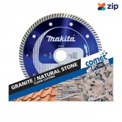 Makita B-16053 - 230 x 22.23mm Turbo Rim Comet B Diamond Blade