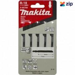 Makita T119BO - A-85709 HCS Jigsaw Blades B-18 Bosch Accessories