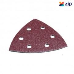 Makita B-21559 - 93mm Red Long Life Hook & Loop Multi Tool Sanding Sheets (Pack of 10) Sanding Discs, Papers & Wheels
