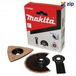 Makita B-30586 - 3pc Tiling Multi Tool Blade Kit
