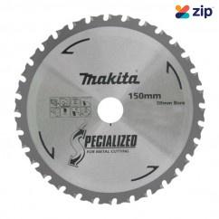 Makita B-47123 - 150 x 20mm 52 Teeth Metal TCT Saw Blade for DCS551Z Makita Accessories