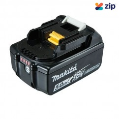 Makita BL1850B-L - 18V 5.0Ah Lithium Battery with Charge Indicator Batteries