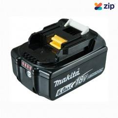 Makita BL1860B - 18V 6.0Ah Lithium Battery with Charge Indicator Batteries