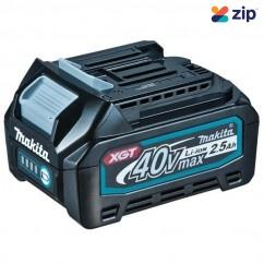 Makita BL4025-L - 40V Max 2.5Ah Li-ion XGT Cordless Battery with Gauge Batteries