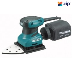 Makita BO4565K - 240V Finishing Sander 240V Sanders - Delta