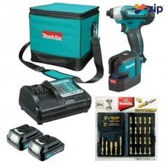 Makita CLX221X1 - 12V Max 2 Piece Combo Kit Makita Combo Kits