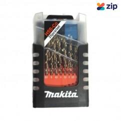 Makita D-50778 - 25 Piece HSS COBALT Metric Drill Bit Set Drill Bits