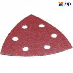 Makita Delta Sanding Sheets - 93mm Hook & Loop Economy Abrasive Delta Papers (Pack of 10) Sanding Discs, Papers & Wheels