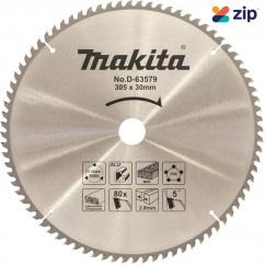Makita D-63579 - 305mm x 30 x 80T Multi Purpose TCT Saw Blade Makita Accessories