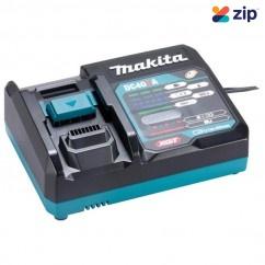 Makita DC40RA - 40V Max Single Port Rapid Charger 191E09-4 Chargers