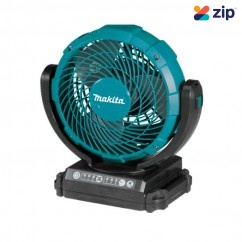 "Makita DCF102Z - 18V 180mm (7-1/8"") Jobsite Fan Skin Fans & Ventilators"