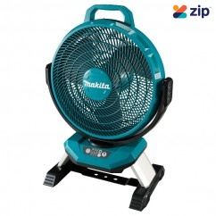 "Makita DCF301Z - 18V 330mm (13"") LXT Cordless Jobsite Fan Skin Floor Fans & Ventilators"