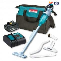 Makita DCL181FWX8 - 18V Stick Vacuum Kit
