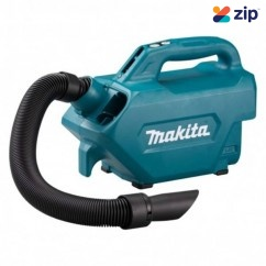 Makita DCL184Z - 18V Max 500ml Cordless Vacuum Cleaner Skin Vacuums & Dust Extractors