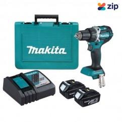 Makita DDF484RFE - 18V 3.0Ah Cordless Brushless Heavy Duty Driver Drill Kit Cordless Drills