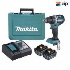 Makita DDF484RTE - 18V 5.0Ah Mobile Cordless Brushless Heavy Duty Driver Drill Kit Drill Drivers