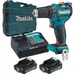 Makita DF332DSAE - 12V MAX Cordless Brushless Driver Drill Kit Cordless Drills