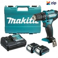 Makita DF333DWYE - 12V Max 1.5Ah Cordless Driver Drill Kit Drill Drivers