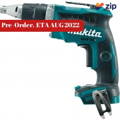 Makita DFS452Z - 18V 6.35mm (Hex) Brushless Screwdriver Skin Skins - Screw Guns